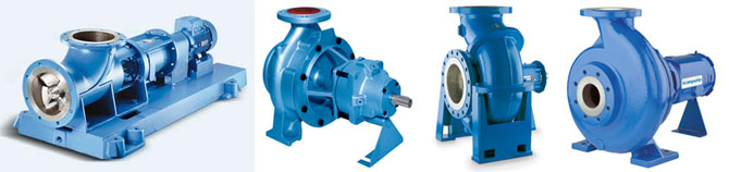 Marine pumps supply